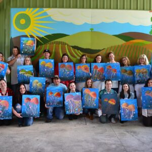 Uncorked Painting Classes