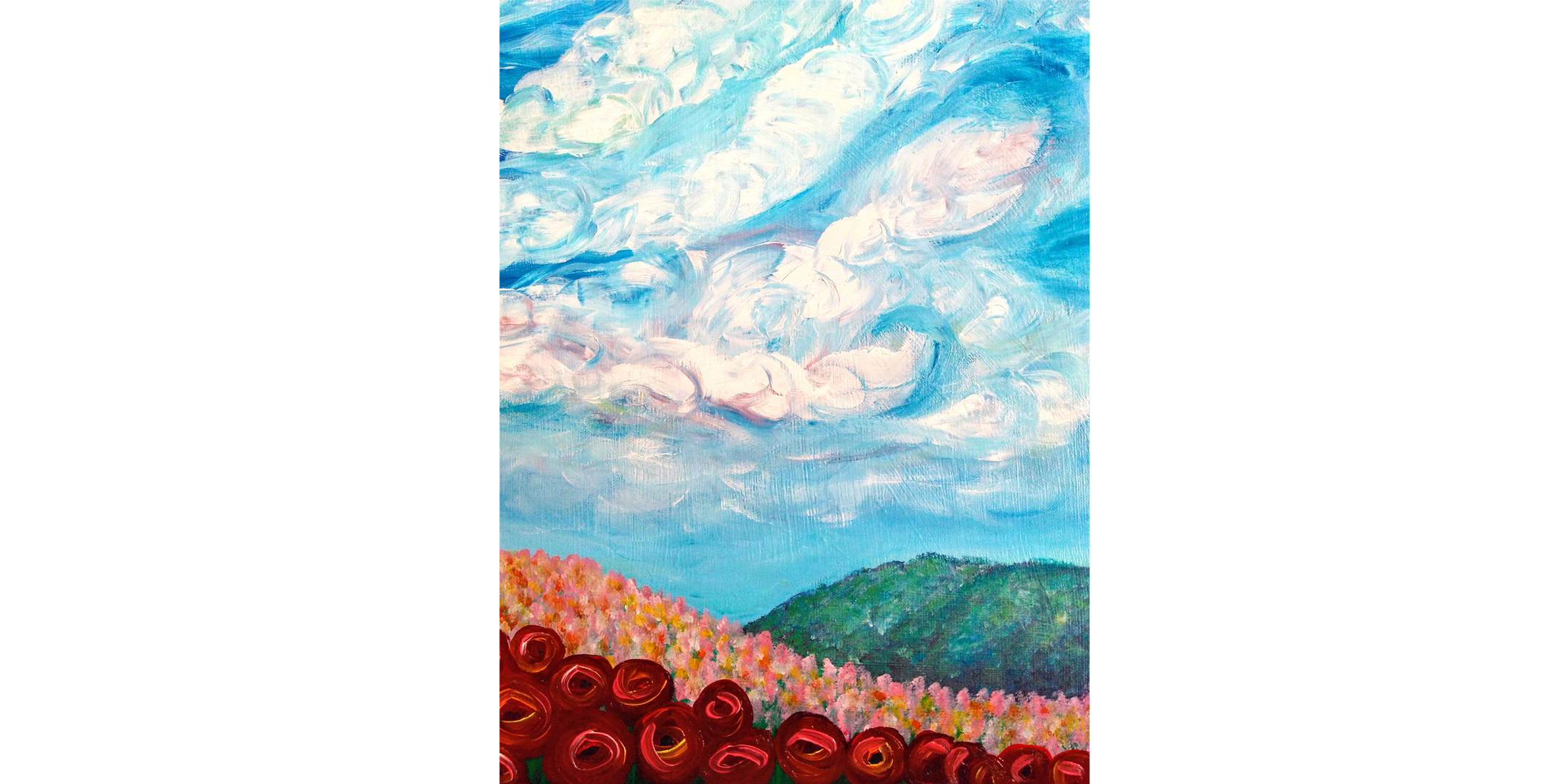 July 24th 1pm Sip and Paint