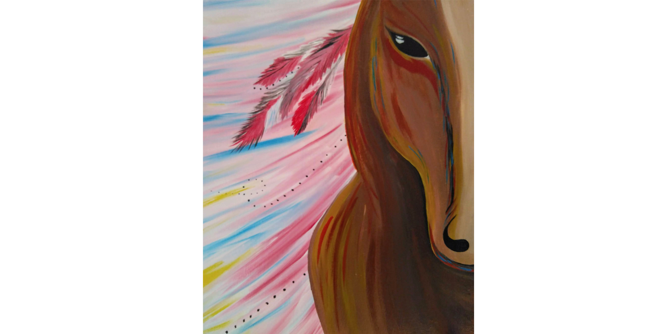 July 23rd 2pm Online Painting Class