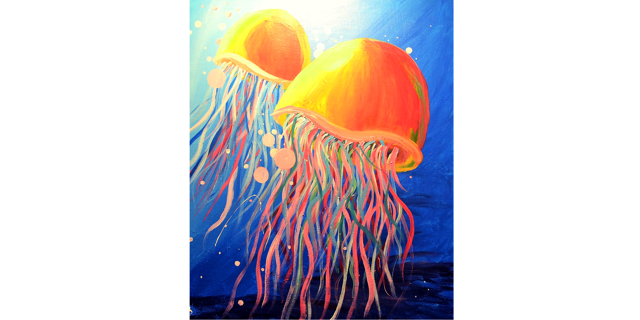 July 15th 1pm Online Painting Class