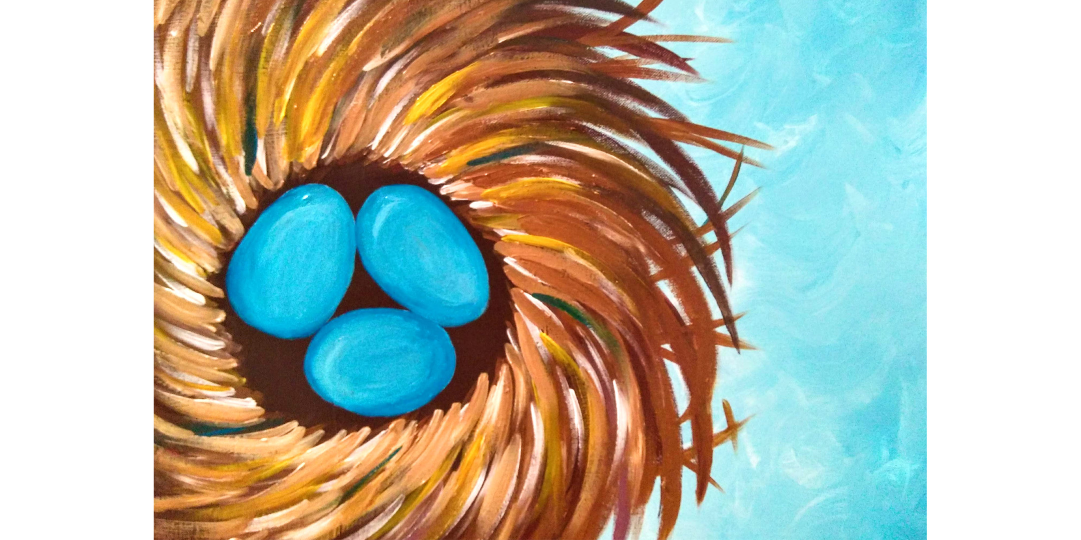 August 20th 2pm Online Painting Class