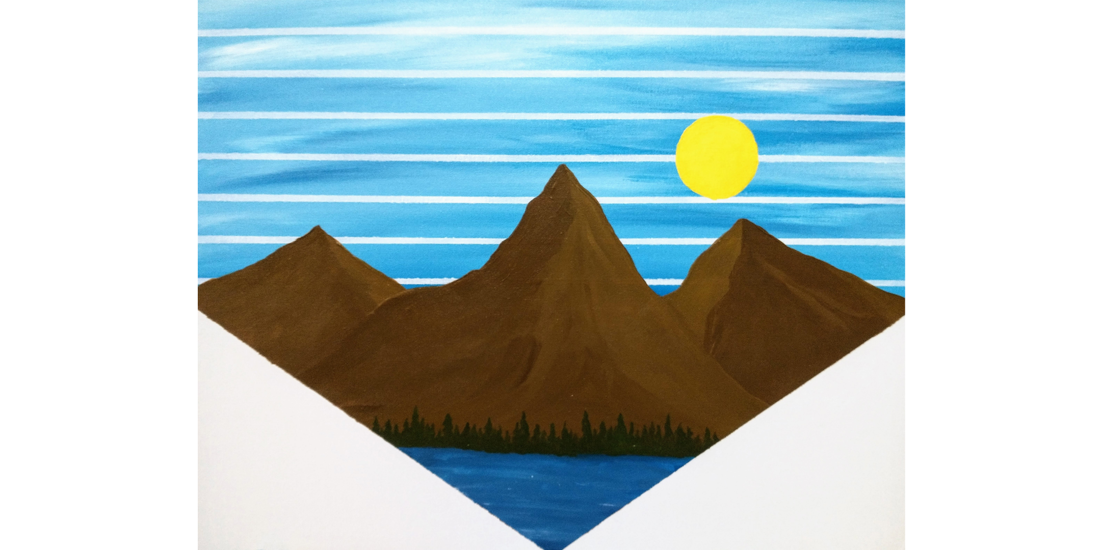 July 31st 1pm Sip and Paint
