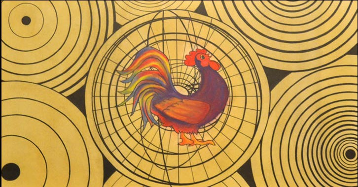 Cosmic Rooster large